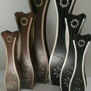 تعداد طرح های گلدان و پایه گلدان: