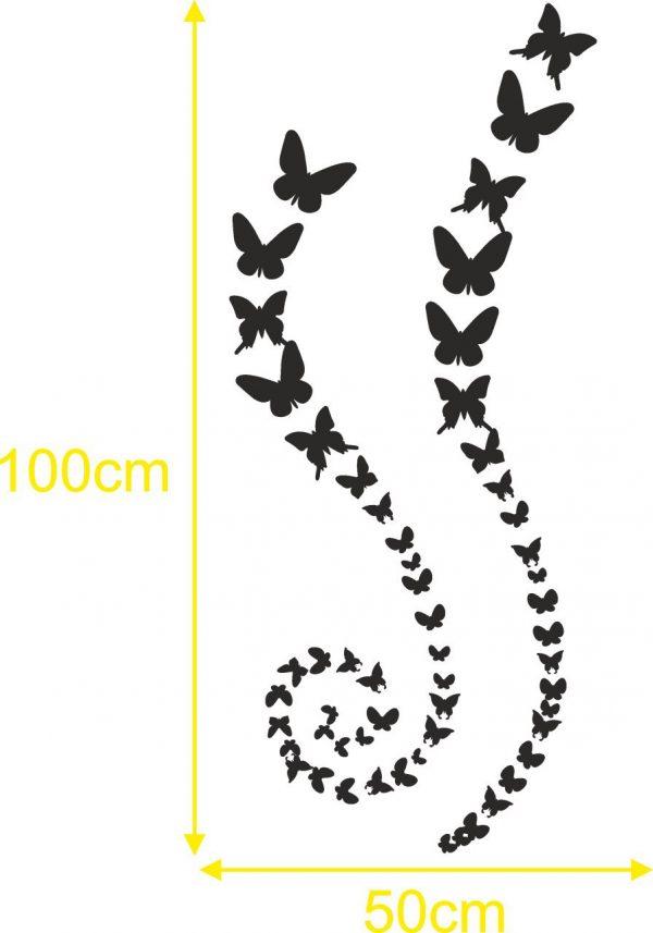 استیکر پروانه