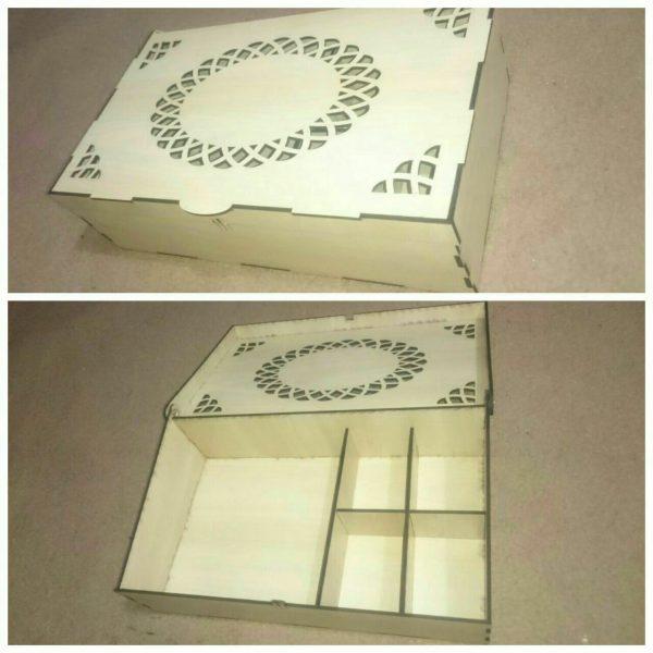 جعبه چایی و دم نوش