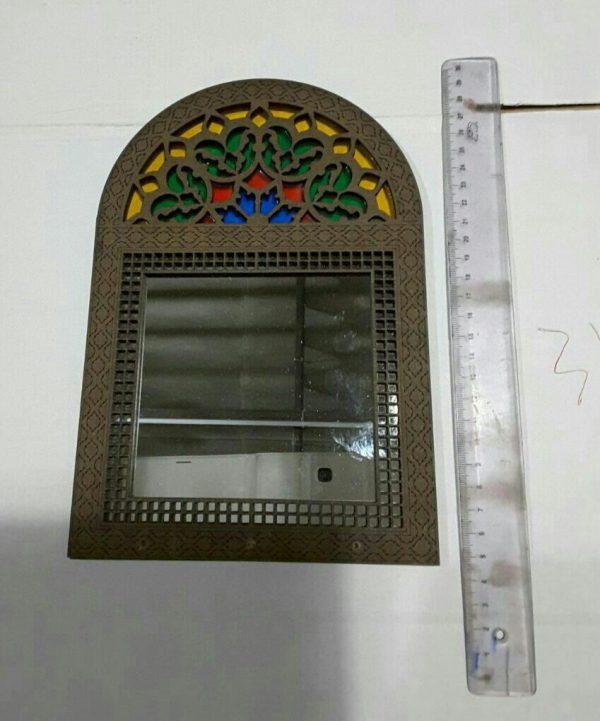 جاکلیدی قاب آینه سنتی سایز کوچک