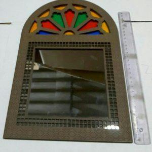 جاکلیدی قاب آینه سنتی سایز متوسط