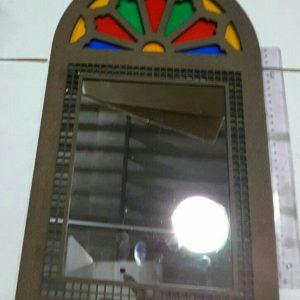 جاکلیدی قاب آینه سنتی سایز بزرگ