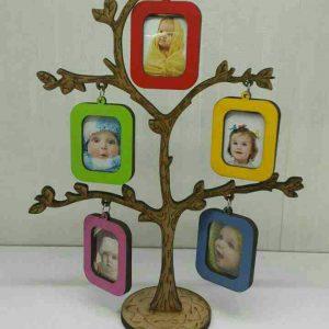 قاب عکس درخت فانتزی