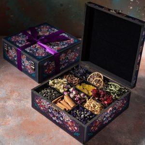 جعبه بسته بندی میوه خشک و آجیل