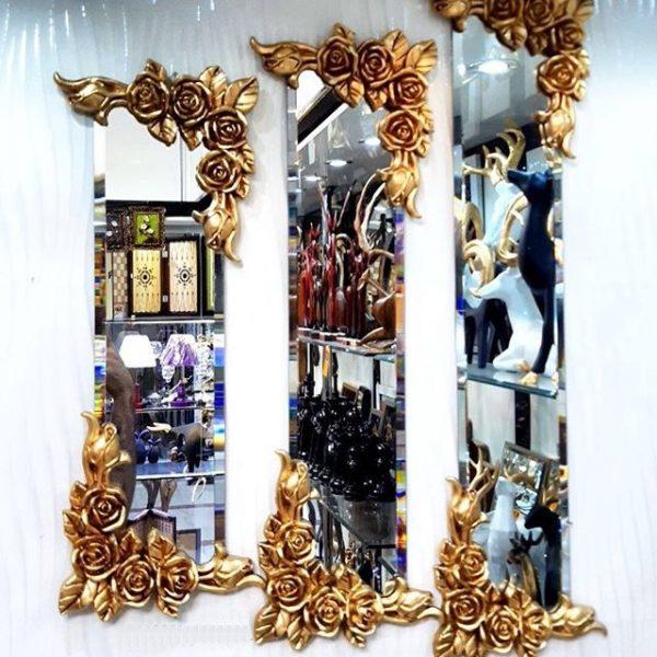 آینه دکوراتیو دیواری