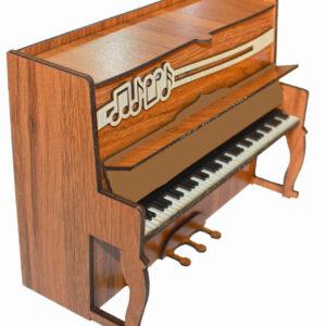 جادستمال طرح پیانو