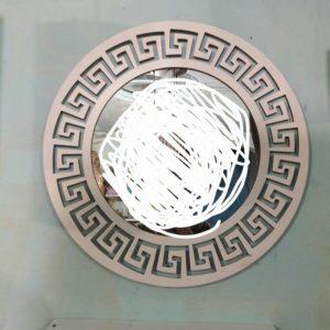 قاب آینه گرد