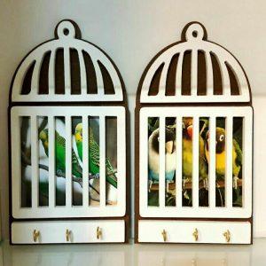 جاکلیدی طرح قفس