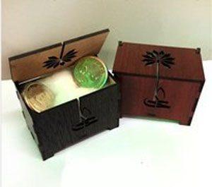 گیفت جعبه سکه عید غدیر